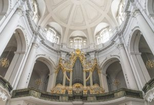 Organisten van de kerk
