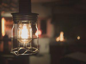 Ideeën voor industriële lampen